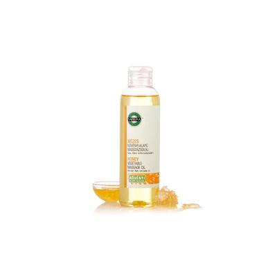 Méz növényi masszázsolaj 250 ml. -Yamuna-