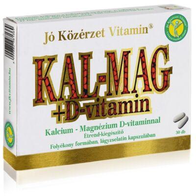 Kal+Mag+D3 -Jó közérzet-