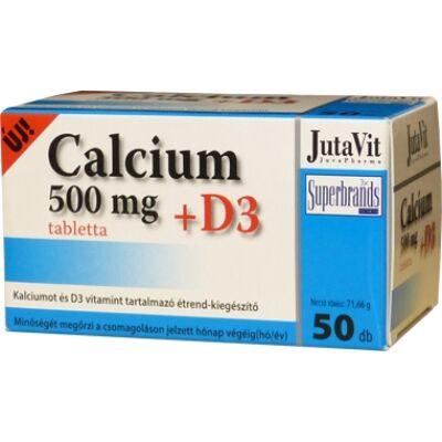 Calcium 500 mg. -Jutavit-
