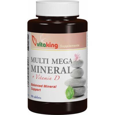 Multi Mega Mineral  -Vitaking-