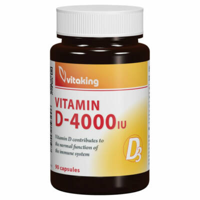 D3 vitamin 4000 NE -Vitaking-