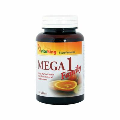 Mega-1 Family multivitamin  -Vitaking-