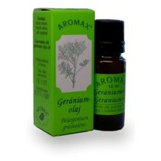 Gerániumolaj - Aromax