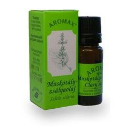 Muskotályzsályaolaj - Aromax