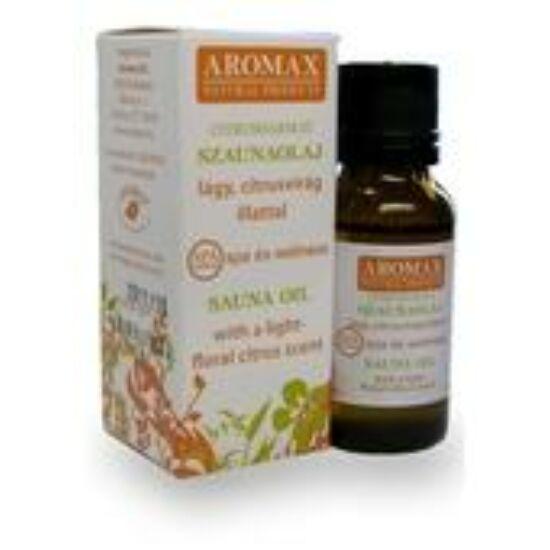 Citrusharmat szaunaolaj -Aromax-