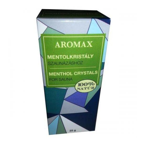 Mentolkristály szaunázáshoz-Aromax-