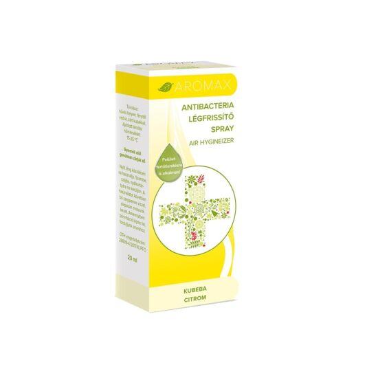 Antibacterial cubeba-citrom