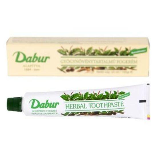 Dabur fogkrém, gyógynövényes