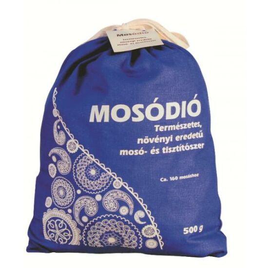 Mosódió 500 gr.- Kék vászonzsák-