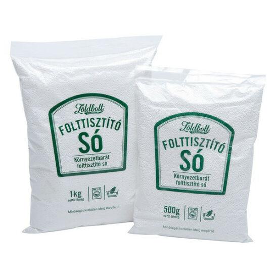 Folttisztító só 500 gr. -Zöldbolt-