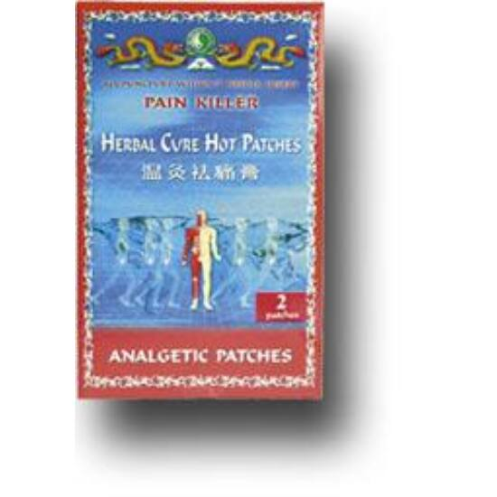 Herbal Cure hőtapasz -Chen patika-