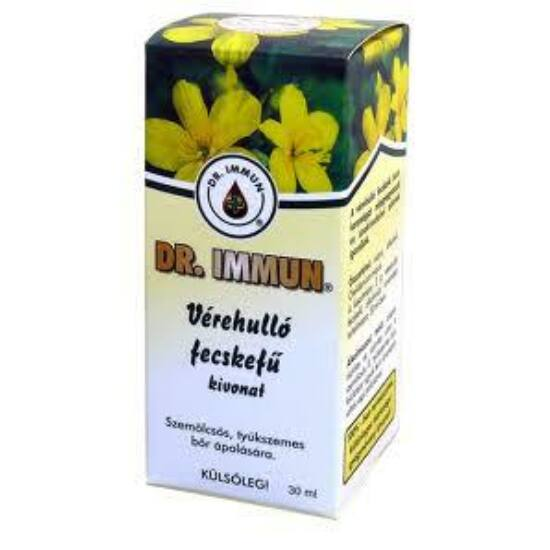 Vérehulló fecskefű kivonat -Dr.Immun-
