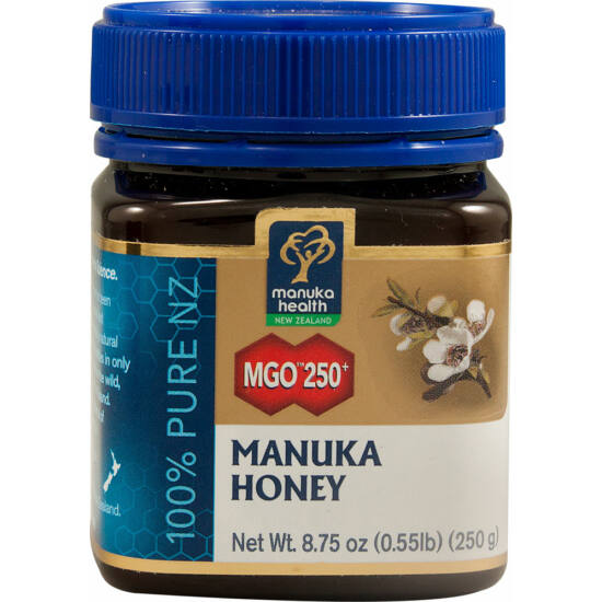 Manuka méz MGO 250+  250gr