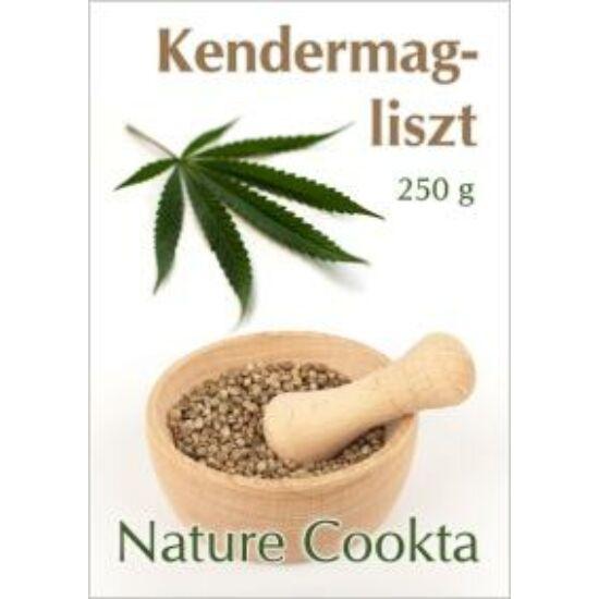 Kendermag liszt -Nature Cookta-