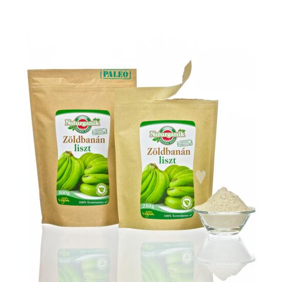 Zöldbanánliszt 500 g -Naturganik-
