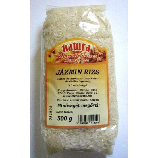 Jázmin rizs, fehér 500g -Natura-