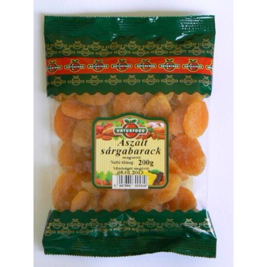 Aszalt sárgabarack 200 gr. -Naturfood-