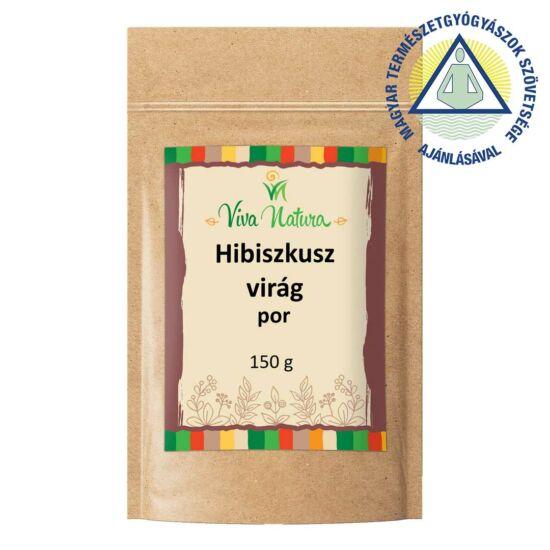 Hibiszkusz virág por  -VivaNatura-