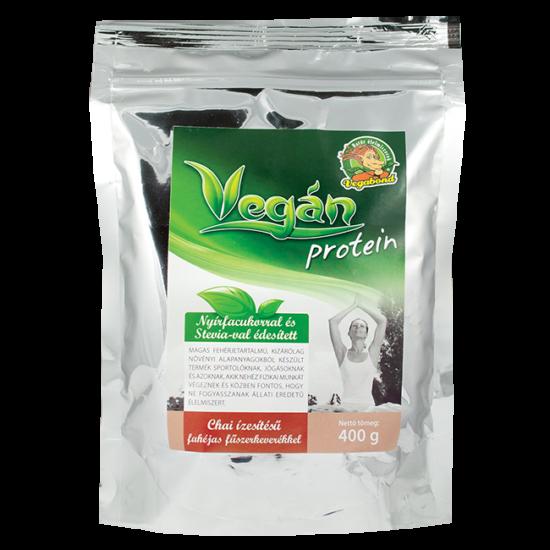 Vegán protein  chai ízesítéssel fahéjas fűszerkeverékkel -Vegabond-