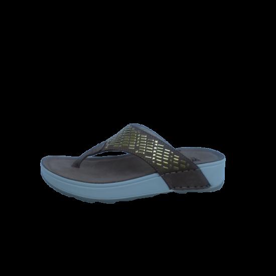 Walk: Bézs lábujjas papucs