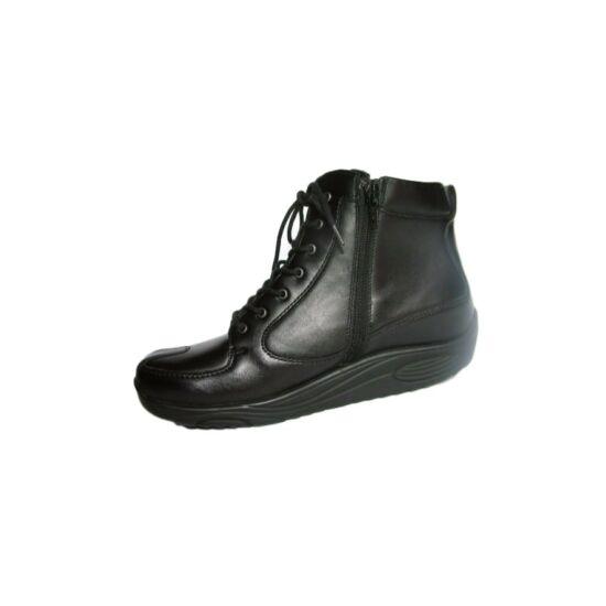 Waldlaufer Dynamic:  Herina fekete bokacipő