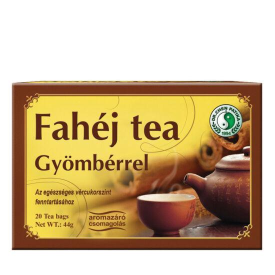Fahéj tea gyömbérrel -Chen patika-