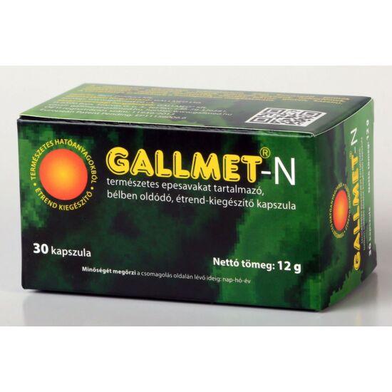 GALLMET-N * 30 db epesav kapszula