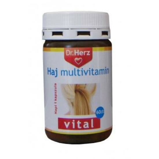 Haj multivitamin -Dr-Herz-