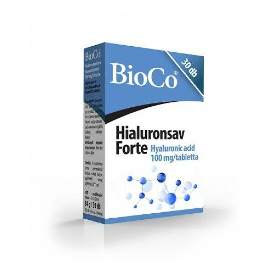 Hialuronsav forte 30x -BioCo-