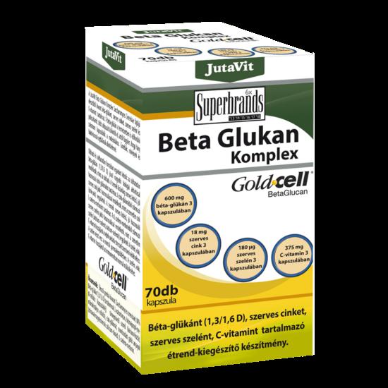 Beta Glukan Komplex 70x  -JutaVit-