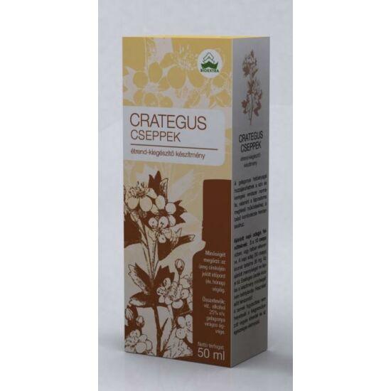 Crataegus Cseppek 50 ml-Bioextra-