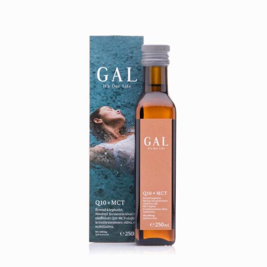Q10 + MCT 250 ml. -GAL-