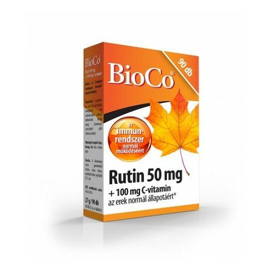 Rutin 50 mg.  90x -BioCo-