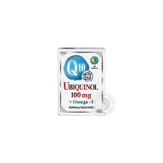 Q10 Ubiquinol  100 mg -Chen patika-