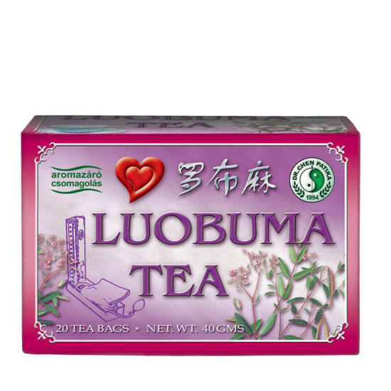 Luobuma Tea-Chen patika-