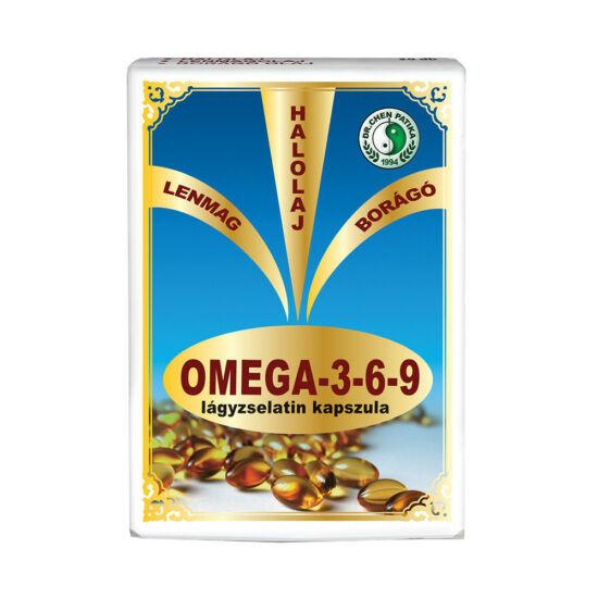 Omega 3-6-9 -Chen patika-