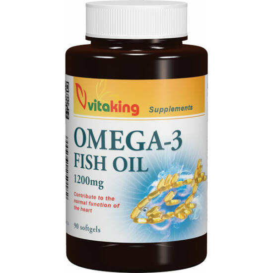 Omega-3 1200mg -Vitaking-