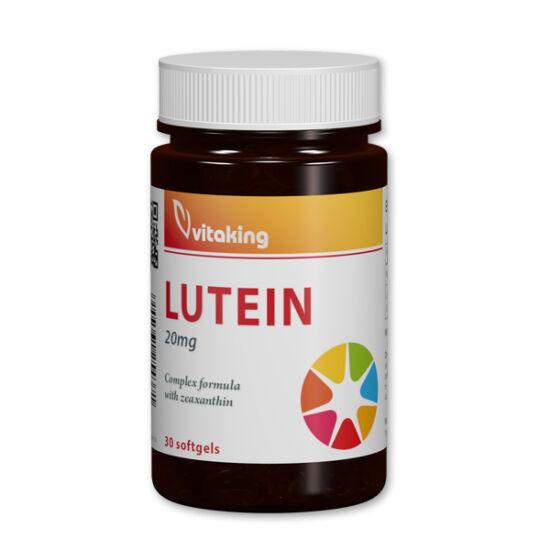 Lutein 60x -Vitaking-