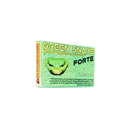 Green Snake Forte  -