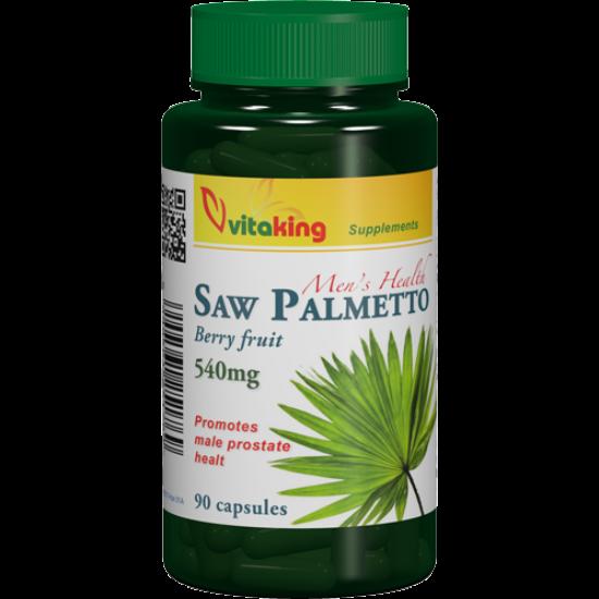 Fűrészpálma 540 mg - Vitaking-
