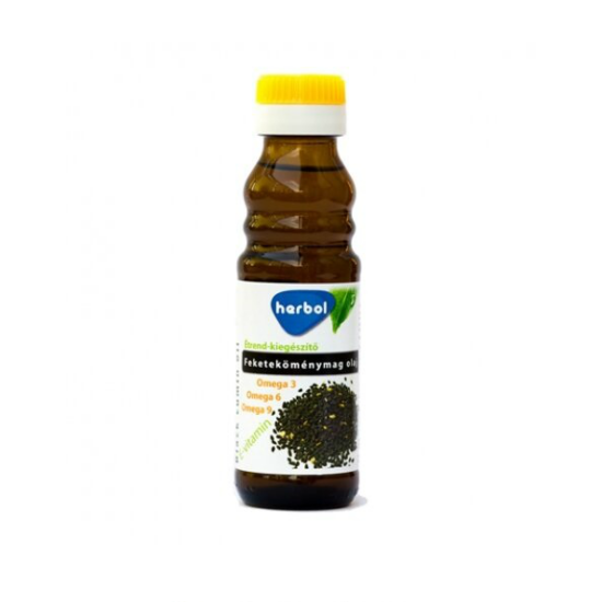 Feketekömény (Nigella)  olaj  100 ml.