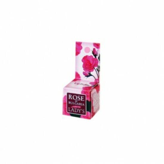Rózsás ajakbalzsam  -Bio Fresh-