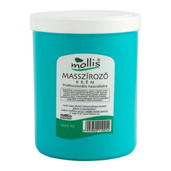 Maszírozókrém -Mollis-