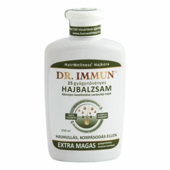 Dr.Immun: 25 gyógynövényes hajbalzsam