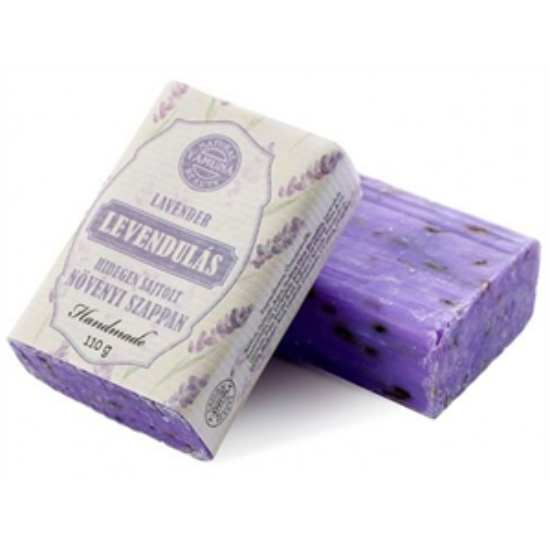 Yamuna hidegen sajtolt levendula szappan