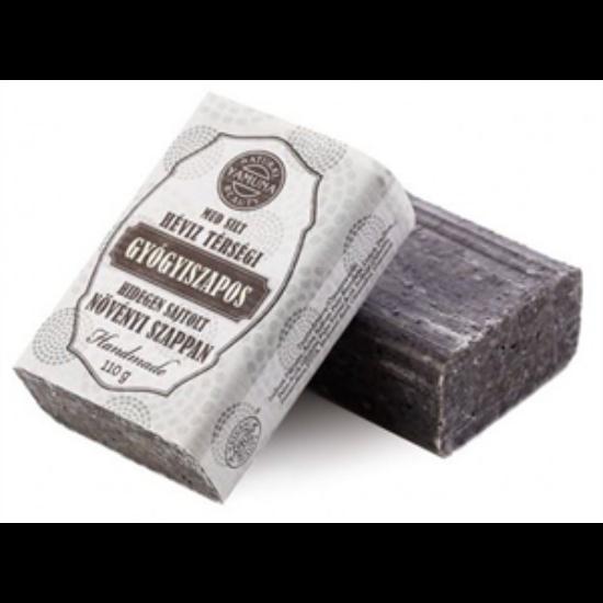 Yamuna hidegen sajtolt Hévíz környéki iszap szappan