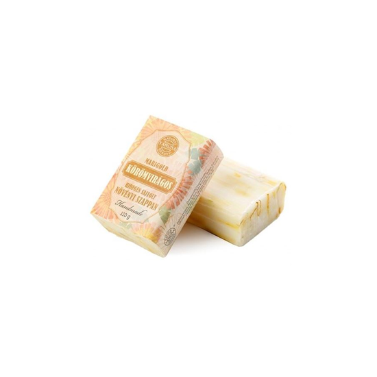 Yamuna hidegen sajtolt körömvirág szappan