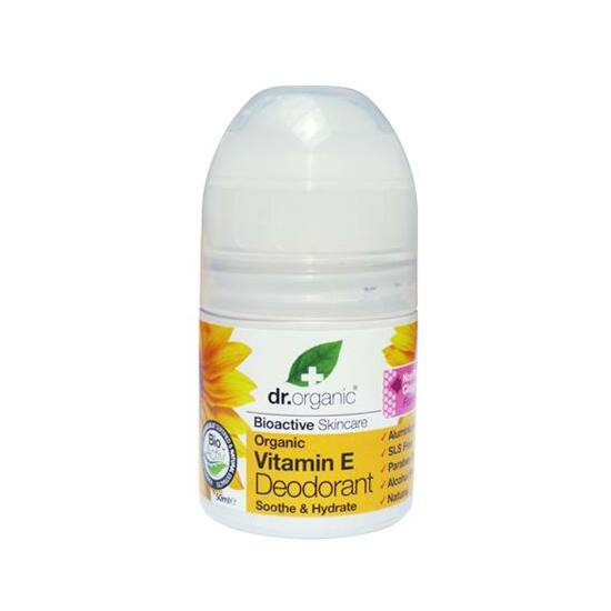 Bio E vitamin desodor -Dr.Organic-