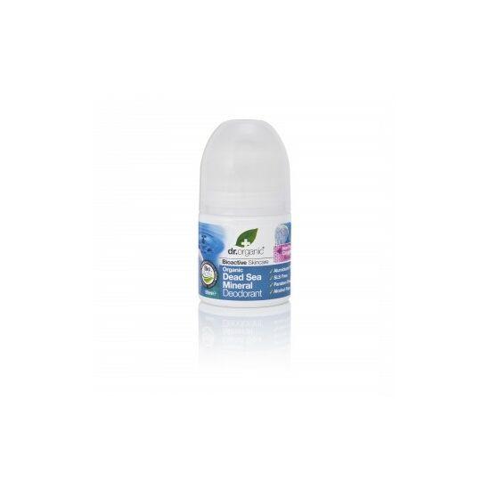 Bio holt-tengeri golyós dezodor - Dr. Organic-