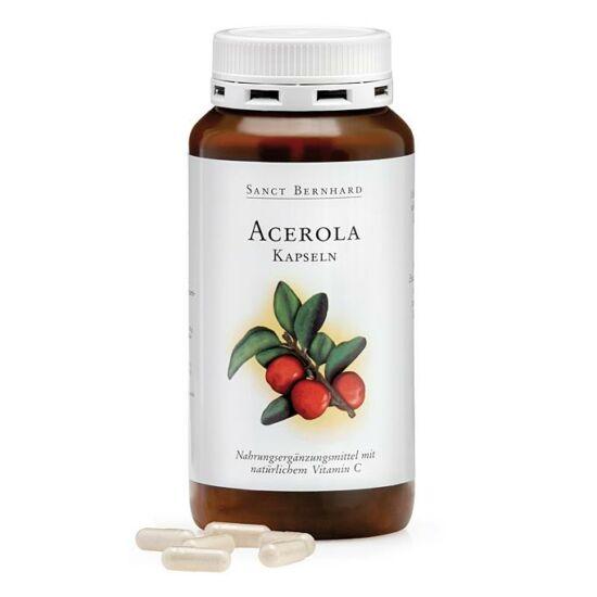 Acerola+C-vitamin 300x -Sanct Bernhard-